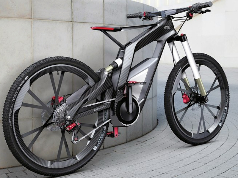 Audi S Electric Concept Bike Cycling With Style Life Beyond Sport