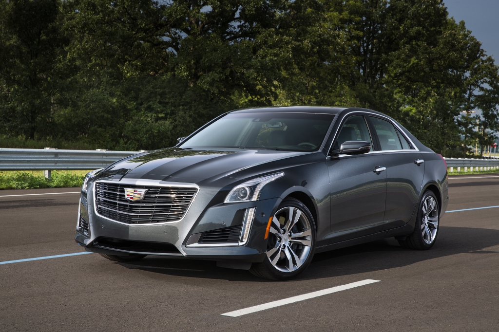 The 2016 Cadillac Cts Sedan The Cts Sedan Offers Next Gen 3 6l V 6