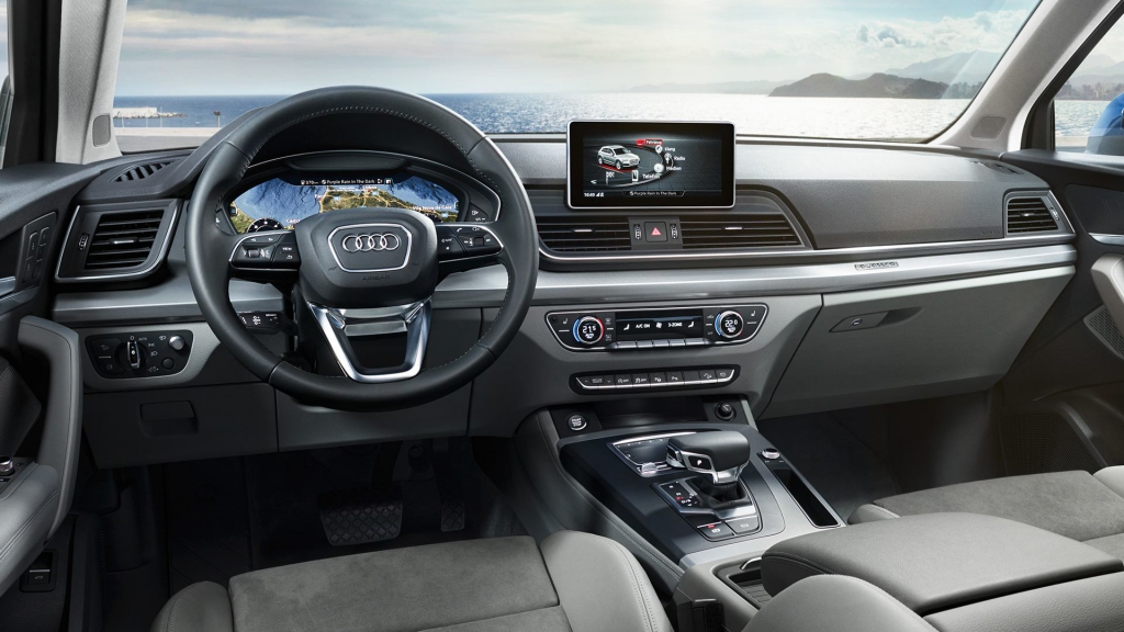 The Allnew Audi Q Even Sportier And More Multifaceted Life - All audi