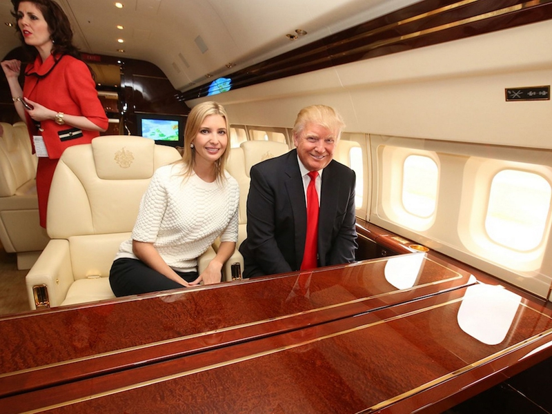 Donald Trump Plane Interior | galleryhip.com - The Hippest Galleries!