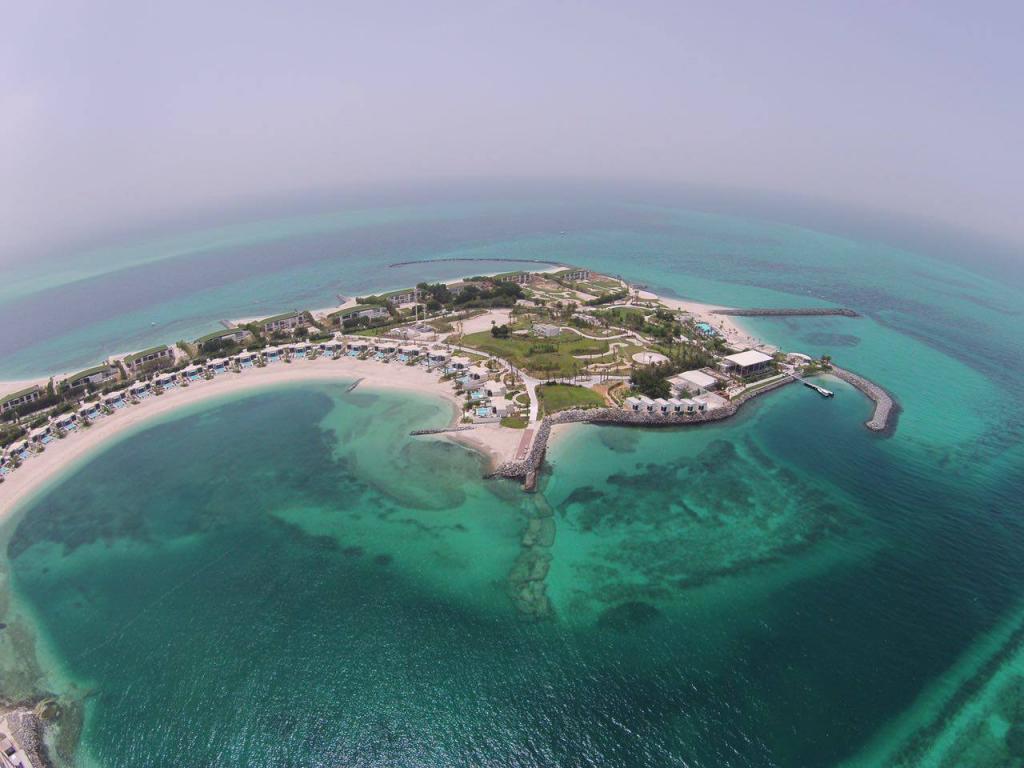 Beach House Abu Dhabi Menu