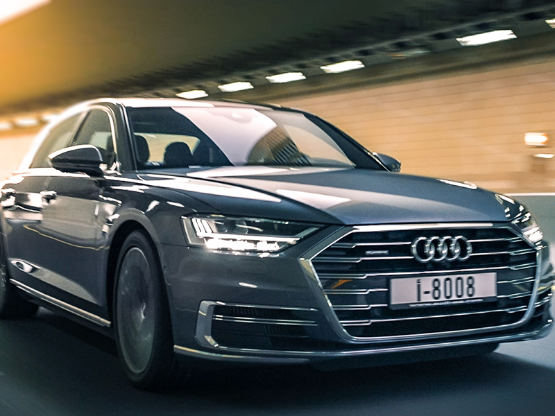 The New Audi A8 Welcome To The Future Life Beyond Sport