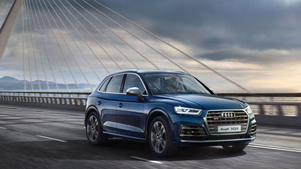 The all-new Audi Q5 - Even sportier and more multifaceted | Life