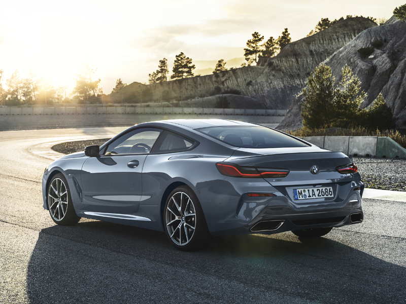 Four Door Sports Cars >> The Bmw 8 Series Gran Coupe Four Door Sports Car Of