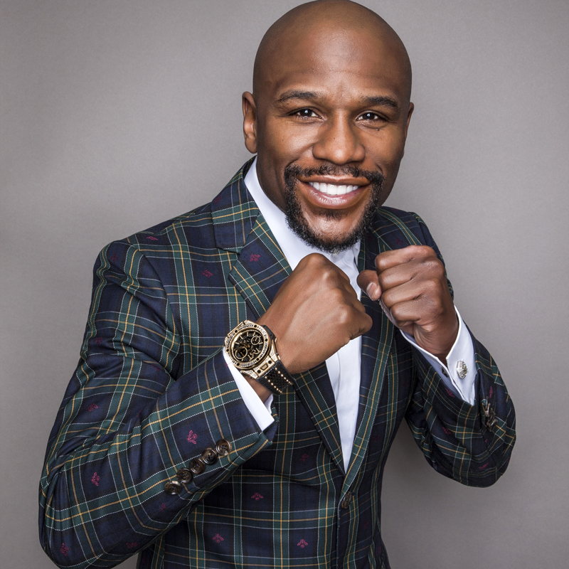 Floyd Mayweather - I'm the best ever   Life Beyond Sport