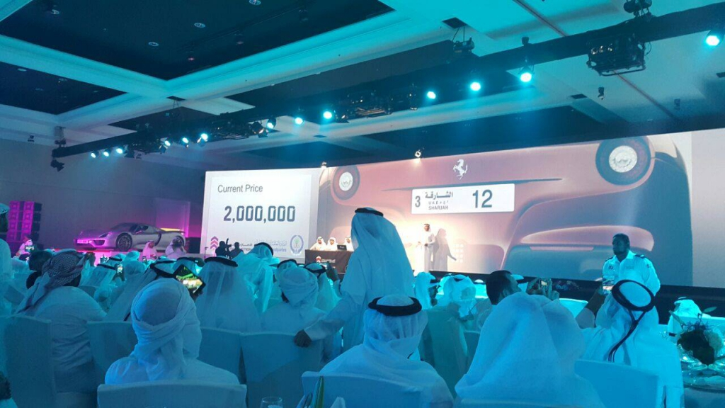 Uae Number Plate 1 Sells For Aed18 Million Life Beyond