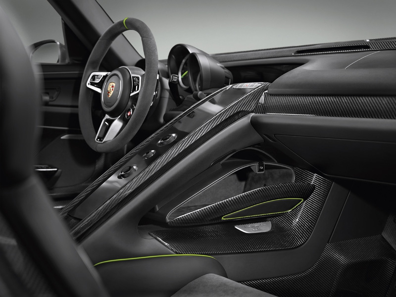 The Porsche 918 Spyder The Porsche 918 Spyder Is Porsche S First